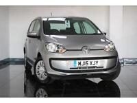 Volkswagen up! 1.0 ( 60ps ) ASG 2015MY Move Up