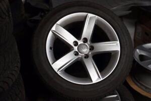 Audi Allroad Winter Package OEM Alloys Michelin Xi3 225/55/R17