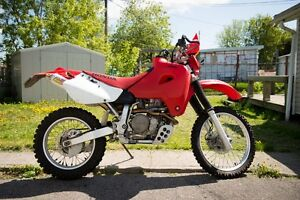 One of the fastest street legal dirt bikes I have ridden!!!