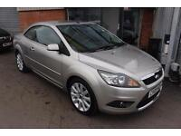 Ford Focus CC 2-NATIONWIDE DELIVERY-AIR CON-SERVICE HISTORY