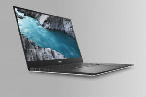 "Dell XPS 15"" 4K UHD windows 10 Pro 8th gen i7,/32gb/1TB"