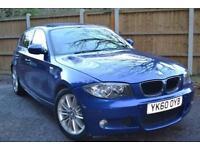 2010 BMW 120 2.0TD Auto Diesel M Sport £164 A Month £0 Deposit