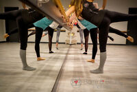 10% OFF ALL Barre, Yoga and HIIT Classes