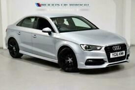 image for 2016 16 AUDI A3 1.4 TFSI S LINE 4D 148 BHP