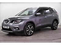 2017 Nissan X-Trail N-VISION DCI XTRONIC Diesel grey CVT