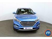 2017 Hyundai Tucson 1.7 CRDi Blue Drive SE 5dr 2WD CrossOver Diesel Manual