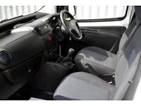 2015 Peugeot Bipper 1.3 HDi Professional Panel Van 3dr Diesel white Manual