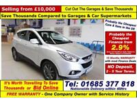 2015 - 15 - HYUNDAI IX35 SE NAV 2.0CRDI 4X4 5 DOOR ESTATE (GUIDE PRICE)