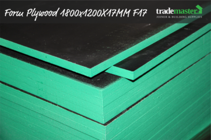 Formply Plywood F17 Structural-1800mmx1200mmx17mm South Granville