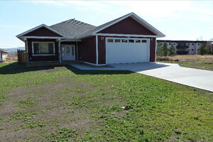 Price Reduced! Brand New, 1 level rancher In Dawson Creek!