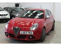 2013 Alfa Romeo Giulietta 1.4 TB MultiAir Sportiva 5dr