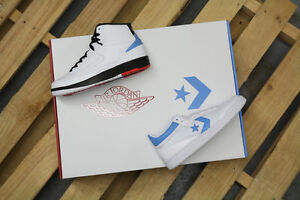 JORDAN - CONVERSE LIMITED EDITION EXCLUSIVE PACK!!! SOLDOUT!!!