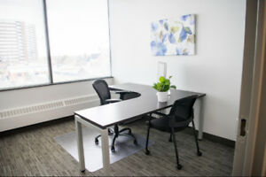 Professional Co-Working Space in Burlington (Private & Shared)