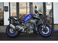 Yamaha MT10 2016, 7429 miles