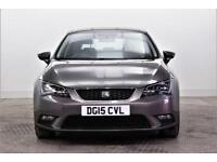 2015 SEAT Leon TDI SE TECHNOLOGY Diesel grey Manual