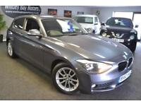 2013 BMW 1 Series 1.6 116d EfficientDynamics Sports Hatch 3dr