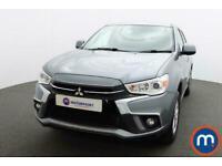 2018 Mitsubishi Asx 1.6 2 5dr Estate Petrol Manual