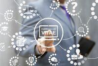 Curriculum Vitae accrocheur et personnalisé - En ligne