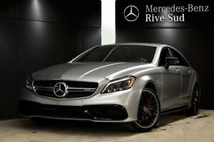 2017 Mercedes-Benz CLS63 AMG S 4MATIC Coupe