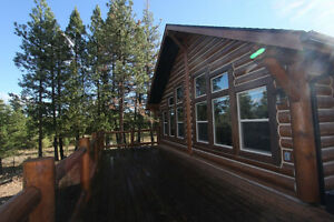 Local Log Home For Sale | Call Us!
