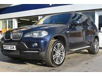 GOOD CREDIT CAR FINANCE AVAILABLE 2007 07 BMW X5 3.0d AUTO