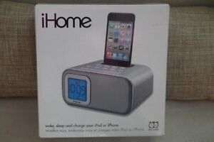 iHome  NEW digital clock & charge station
