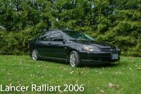 2006 Mitsubishi Lancer Fully Loaded Sedan