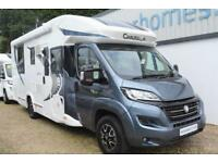 2017 CHAUSSON 718XLB WELCOME 4 BERTH MOTORHOME FOR SALE