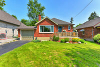 BYRON!! UPDATED BRICK BUNGALOW ON GORGEOUS DEEP LOT!