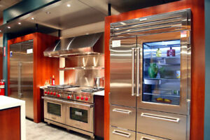 Professional Appliance Installation - VRP Contracting Services