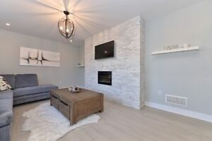 North London,new, furnished, short term rent, private bathrooms. London Ontario image 1
