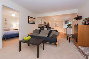 Furnished Tranquil Garden Suite North Vancouver Canyon Heights