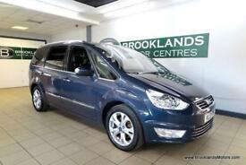 Ford Galaxy Titanium 2.0TDCi 140PS (LEATHER, PAN ROOF, 3X FORD SERVICES, DAB RAD