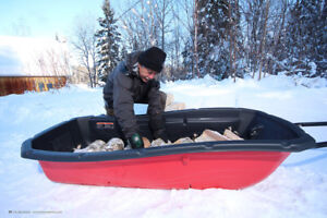 Pelican Sport utility sleds for atvs/snowmobiles instock now