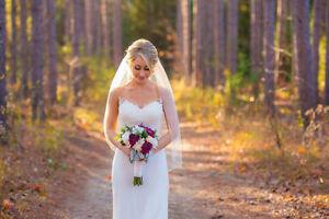 Stunning 2016 Stella York Wedding Dress
