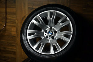 BMW X5 M-Package 19 Inch Alloys OEM Pirelli Scorpion