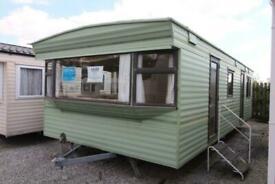 Cosalt Rimini 32x12 2 bed 2000 6 berth used static caravan for sale offsite