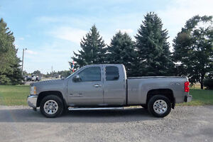 2012 Chevrolet Silverado LS 1500 4x4- Extended Cab.  ONE OWNER!!