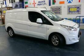 2015 - 65 - FORD TRANSIT CONNECT 240 LIMITED 1.6TDCI 115PS LWB VAN (GUIDE PRICE)