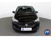 2019 Vauxhall Corsa 1.4 SRi Vx-line Nav Black 5dr Hatchback Petrol Manual
