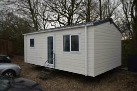 2020 Sunrise Lodge 'Studio'   21x12   Utlility & Bathroom   Ideal Office
