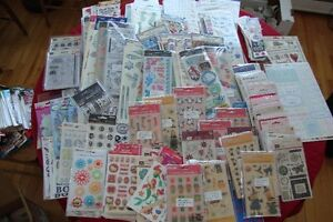 Mammoth Scrapbooking & Stickers Collection