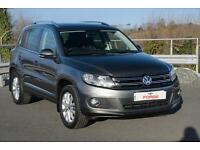 Volkswagen Tiguan 2.0TDI ( 140ps ) 4Motion ( BMT ) ( s/s ) DSG 2015MY Match