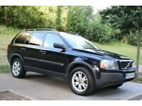 2005 Volvo XC90 2.4 D5 SE SUV Diesel Geartronic AUTO, SAT-NAV, 7 SEATS, LEATHER