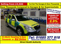 2012 - 61 - SKODA OCTAVIA SCOUT 2.0TDI CR 4X4 RAPID RESPONSE 5 DOOR ESTATE