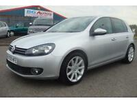09 VOLKSWAGON VW GOLF 2.0 GT TDI 140 6 SPEED SILVER
