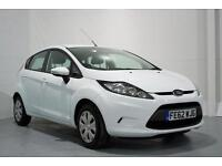 2012 Ford Fiesta 1.4T DCi Edge In White