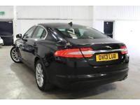 2013 Jaguar XF 2.2 TD Premium Luxury (s/s) 4dr