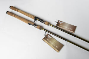 ST CROIX & FENWICK HMG & Eagle Casting Spinning rod fishing rods