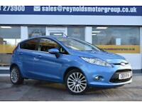 GOOD CREDIT CAR FINANCE AVAILABLE 2011 11 Ford Fiesta 1.4 Titanium